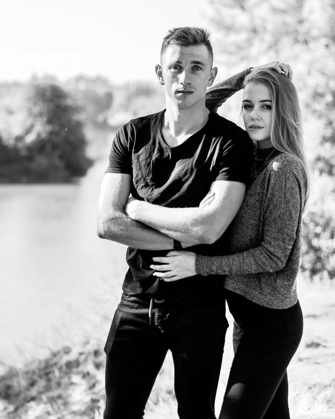 Анастасия Сидоренко и Богдан Цымбал