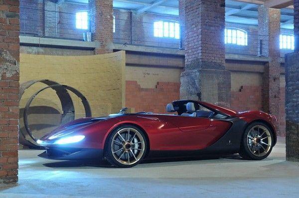 """Ferrari Pininfarina Sergio вважається """"найдешевшою"""" в гаражі мільярдера"""
