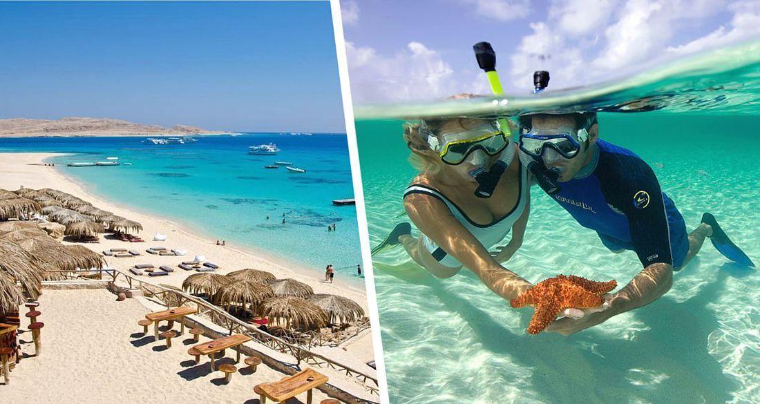 Хургада или Шарм-эль-Шейх: где лучше пляжи