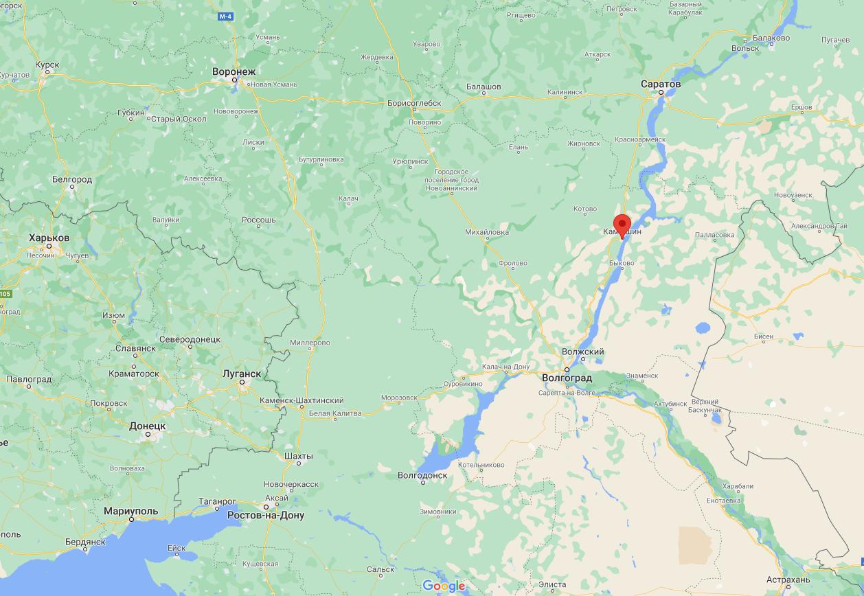 Нову дивізію розгортають в Камишині.