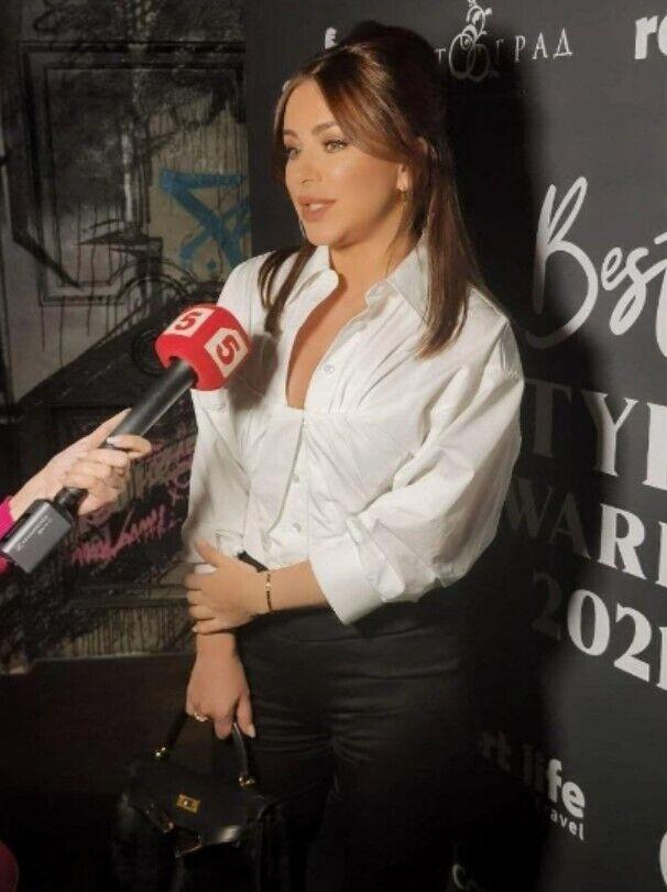 Ани Лорак рассказала новые подробности об отношениях с Меладзе.