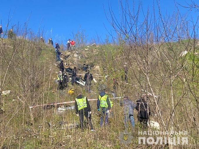 У Києві знайшли сумку з розчленованим тілом.