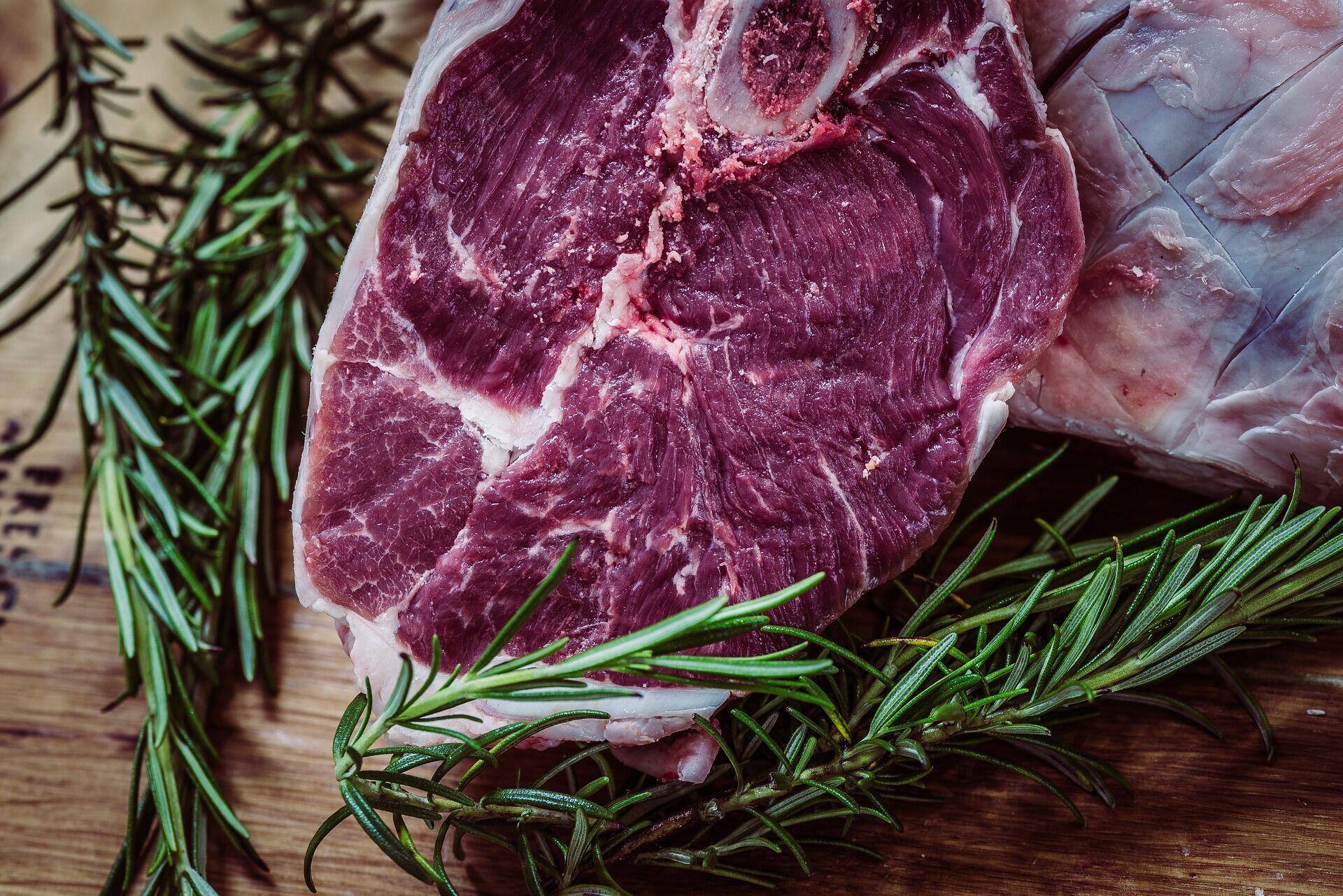 Хороше м'ясо повинно бути пружним