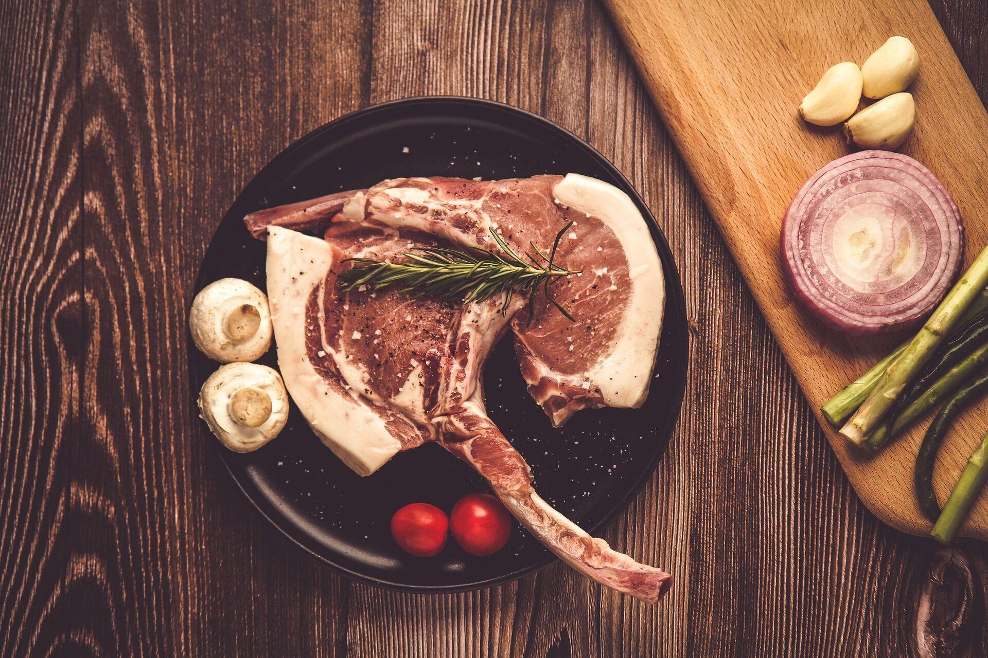 М'ясо потрібно брати тільки молодої тварини