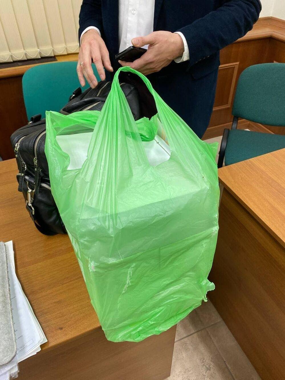 Материалы дела по Навальному