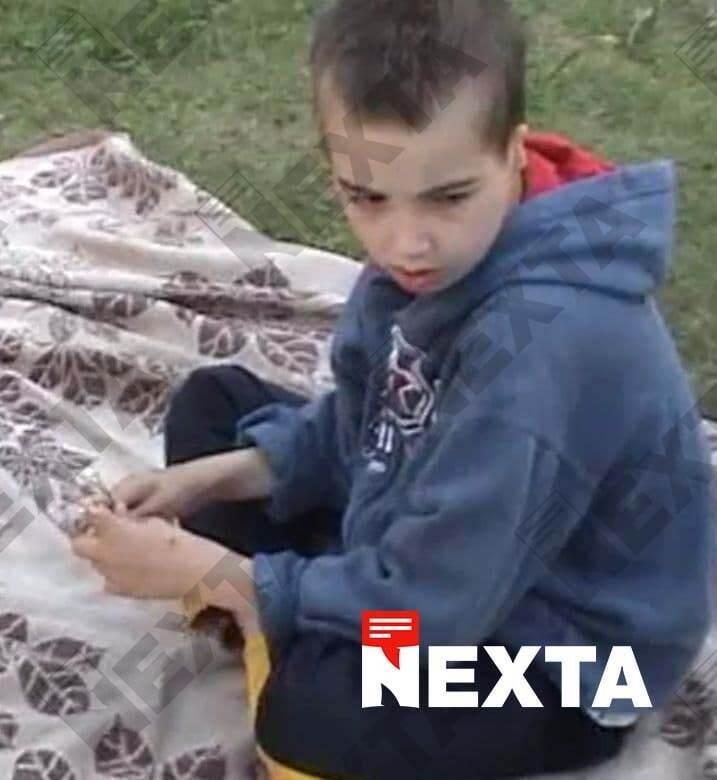 Четвертий син Лукашенка Матвій Постоялко.