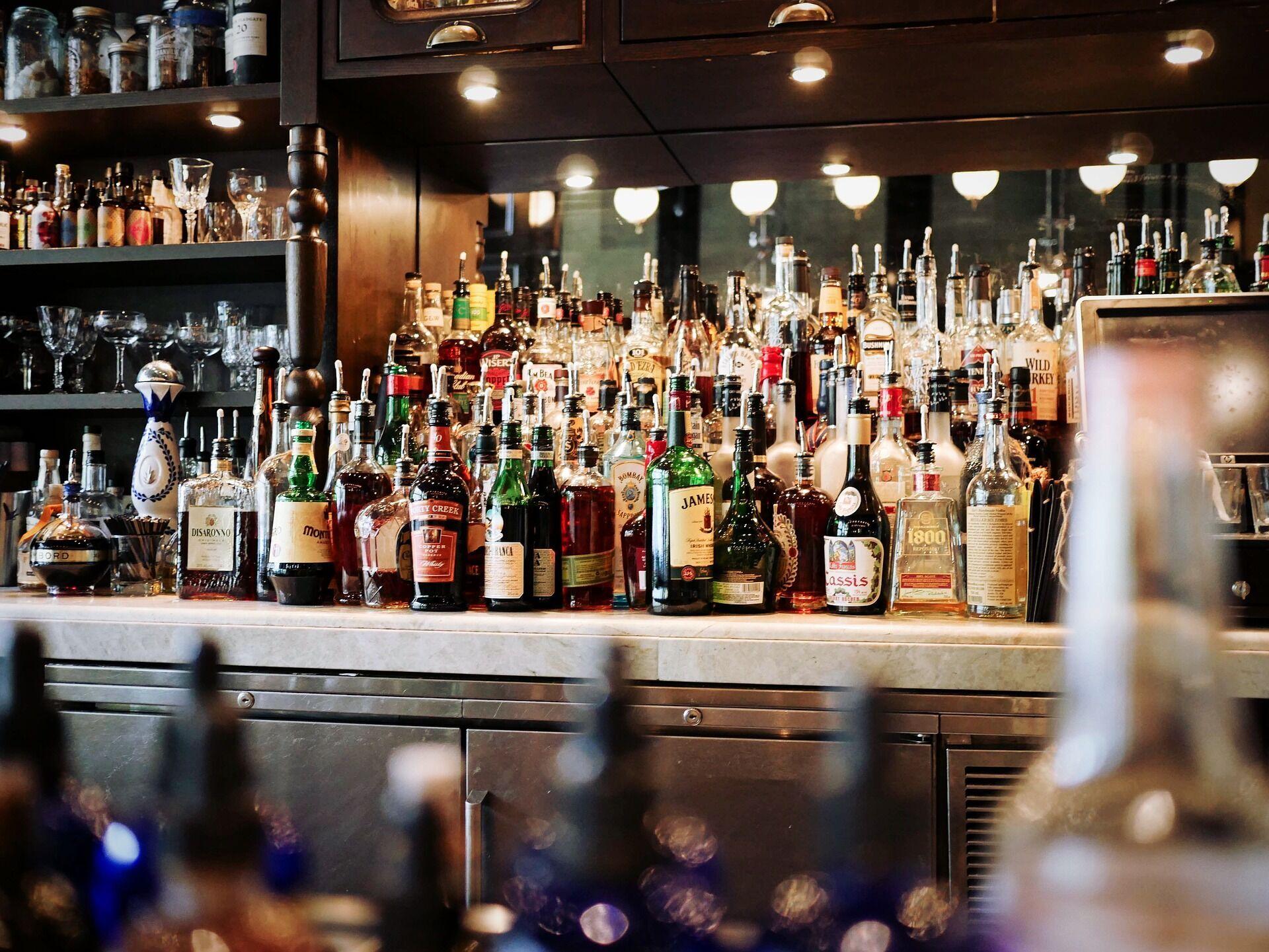 Алкоголь вредит всему организму