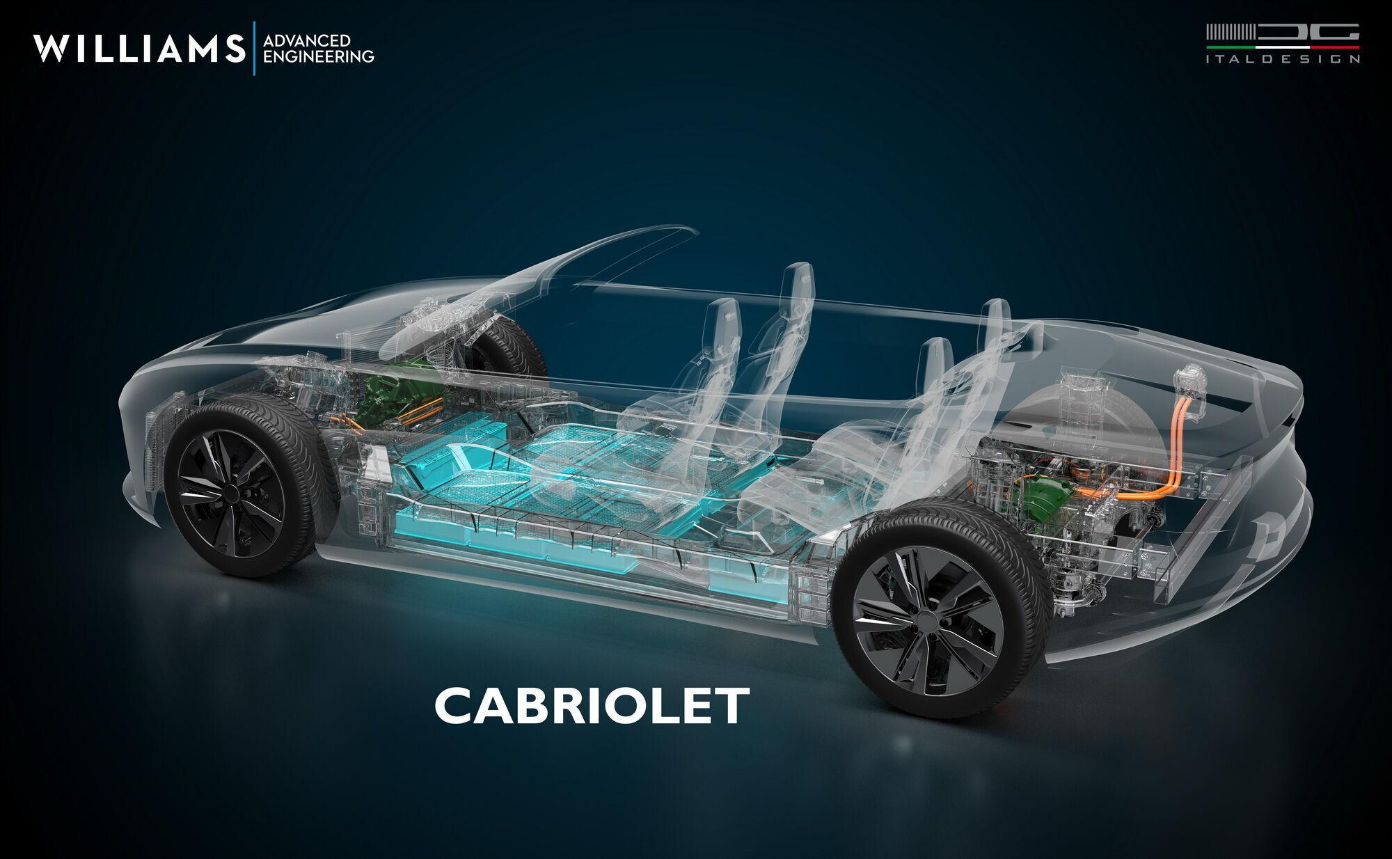 Электромоторы смогут развивать мощность порядка 1000 кВт (1360 л.с.)