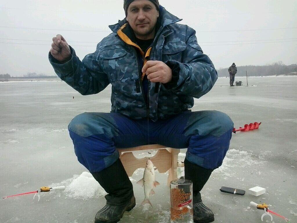Любимое хобби – рыбалка