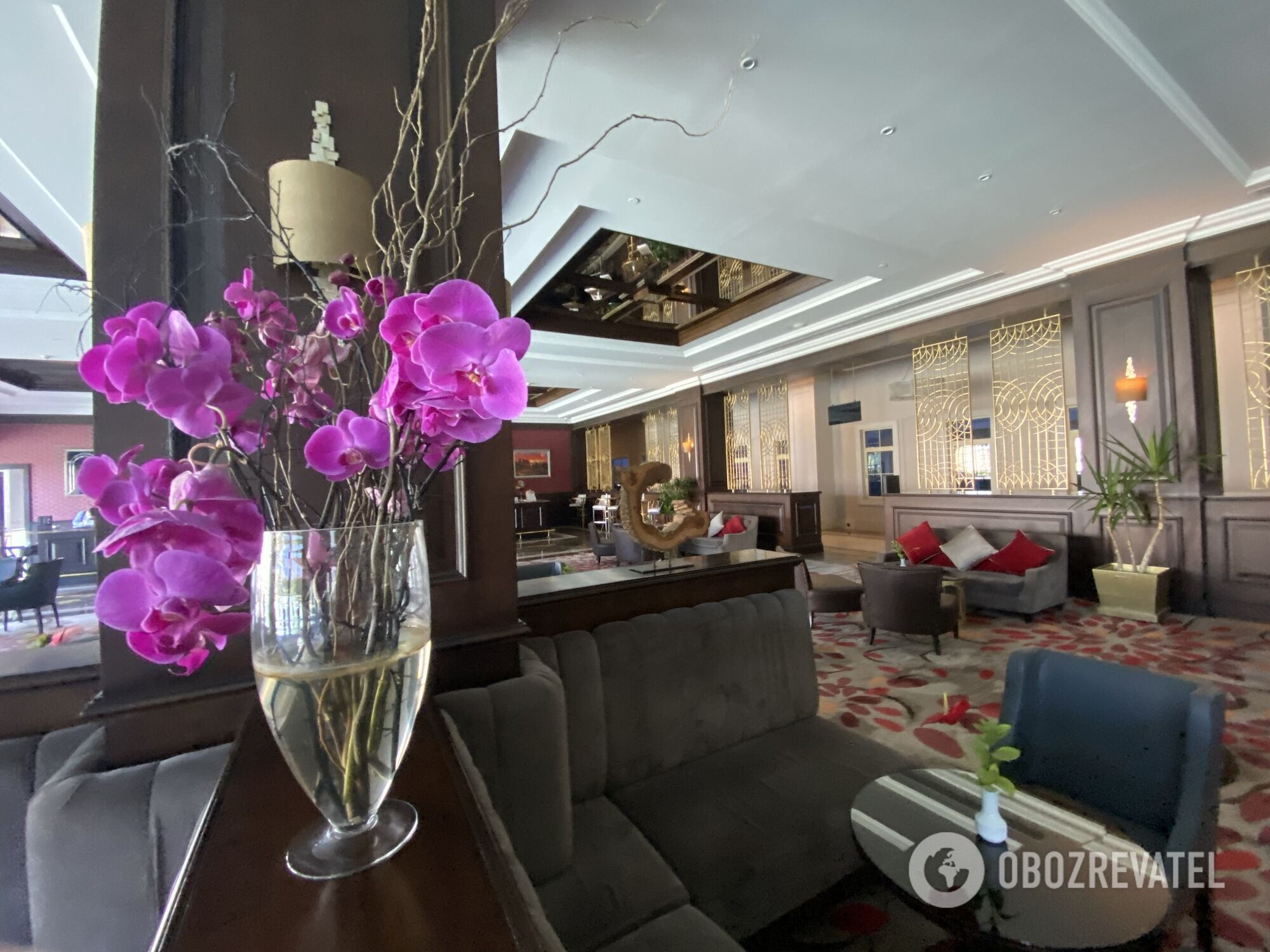 Lobby Bar в Rixos Premium Belek.