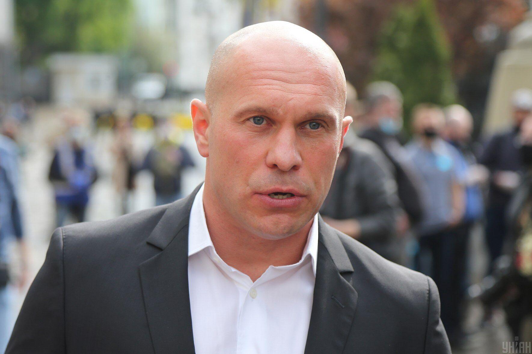 В феврале 2020 года Киву поймали за перепиской с Жириновским