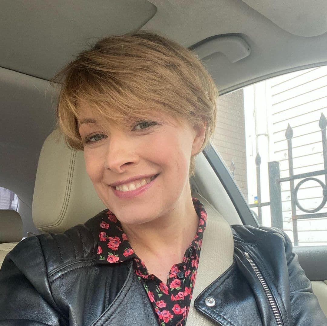 Олена Кравець показала нову зачіску.