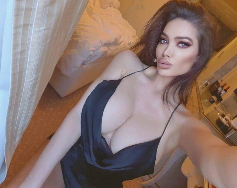 Сорая Вучелич сделала селфи