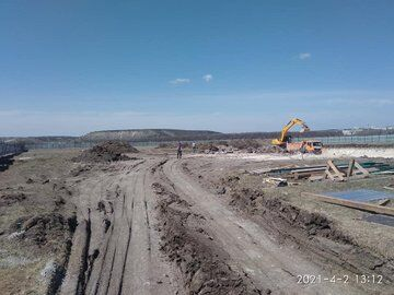 """У Сімферополі забудовують аеродром """"Заводське"""""""