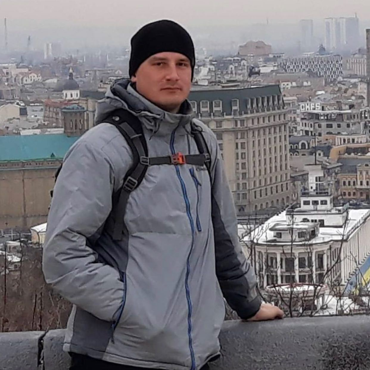 Помер Євген Кондратьєв
