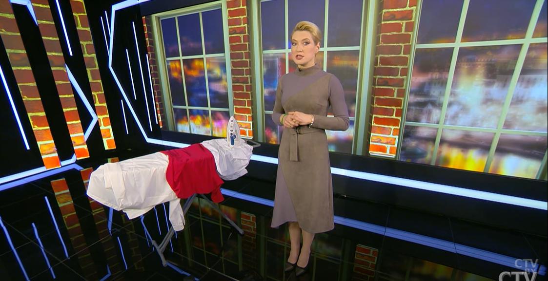 Кадр із відео програми Артюх