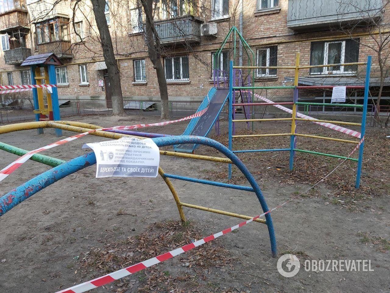 В Киеве много зараженных.