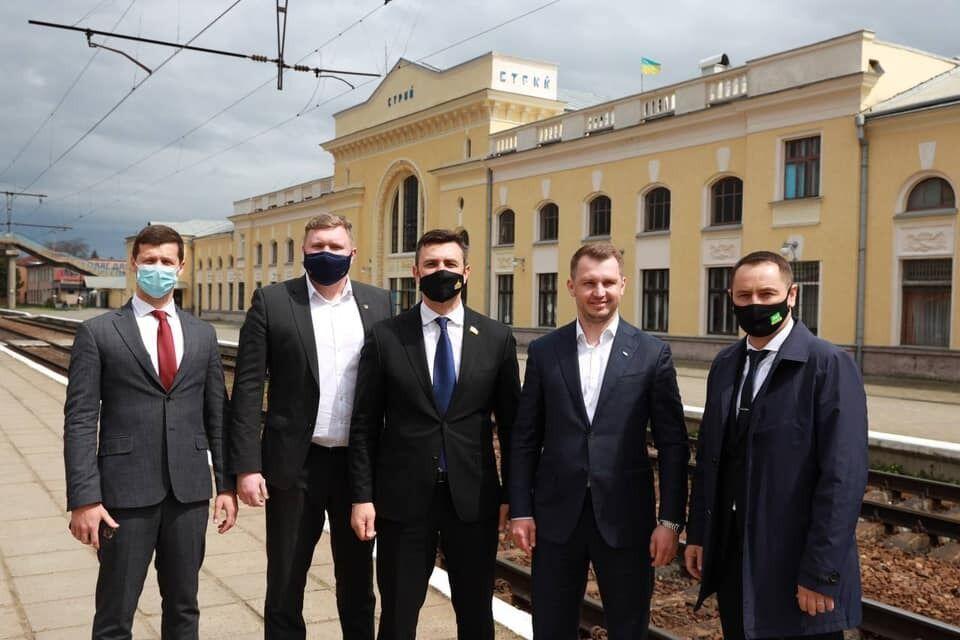 Тищенко прибув у Стрий.