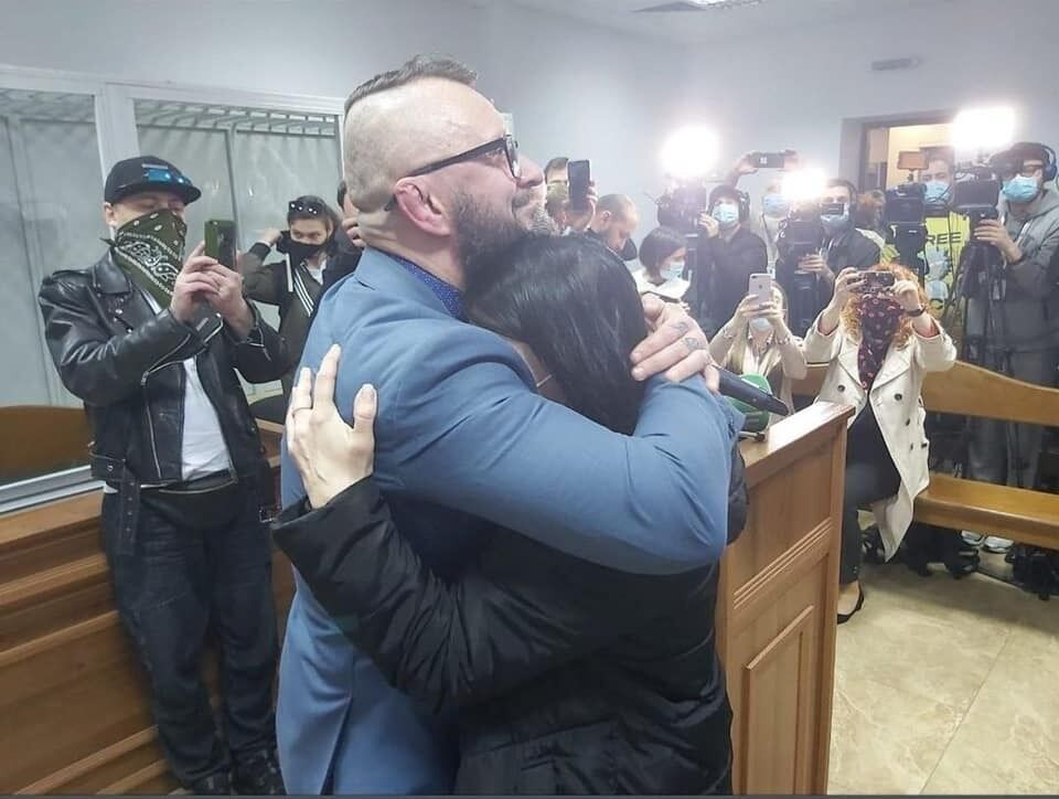 Суд отпустил Антоненко из СИЗО