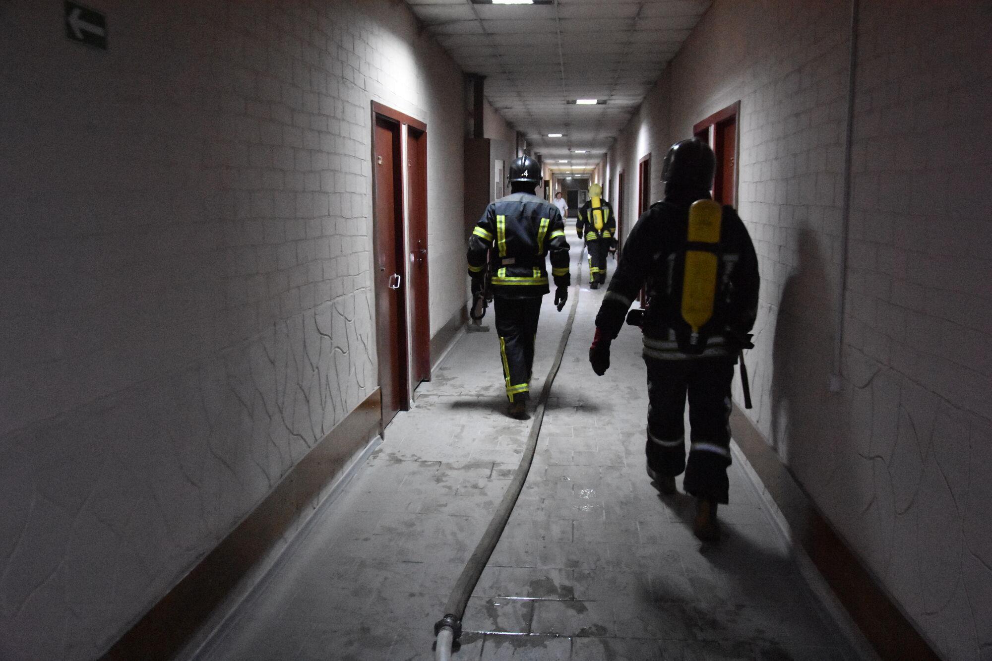 У пожежі постраждав чоловік із обмеженими фізичними можливостями