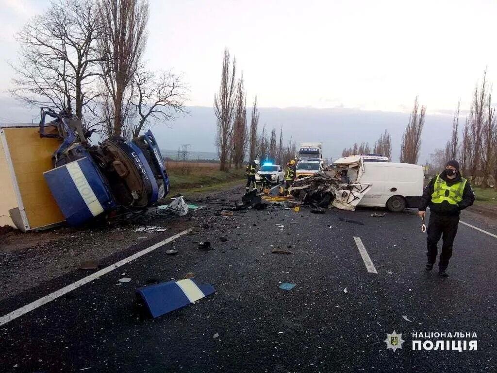 Один із водіїв загинув.