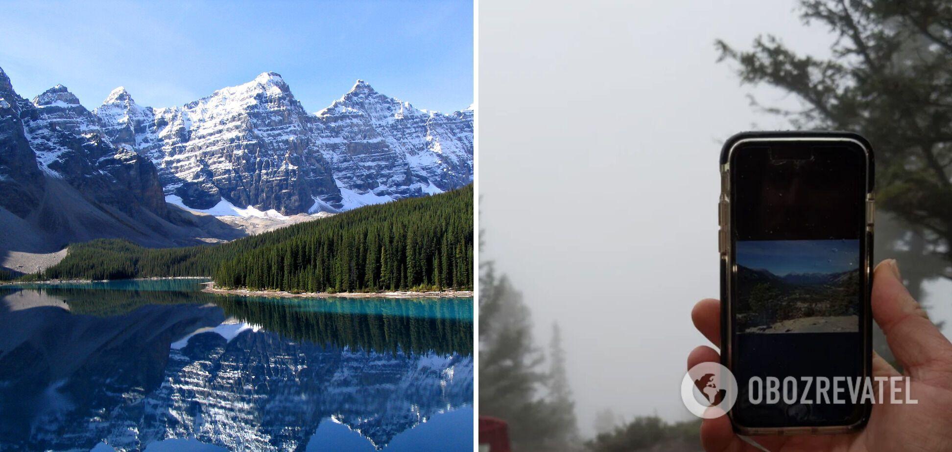 Після кількагодинного підйому – туристи милувалися туманом