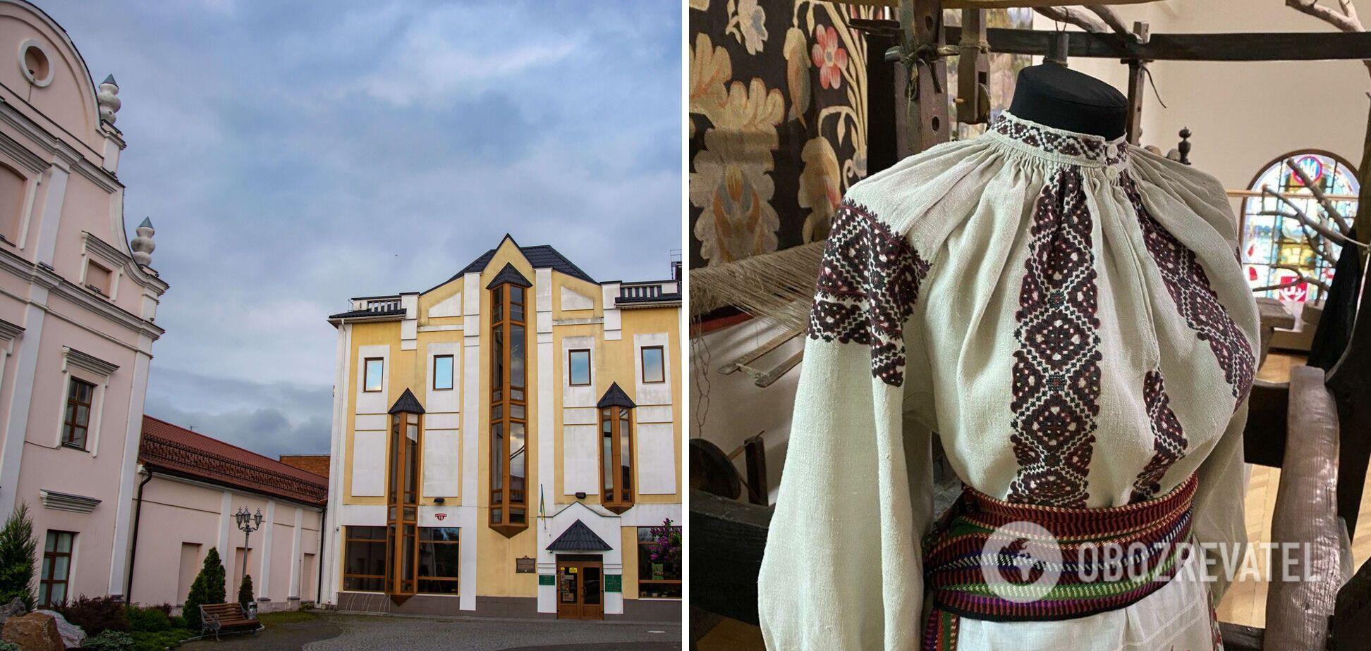 Краеведческий музей показывает историю Виннитчины.