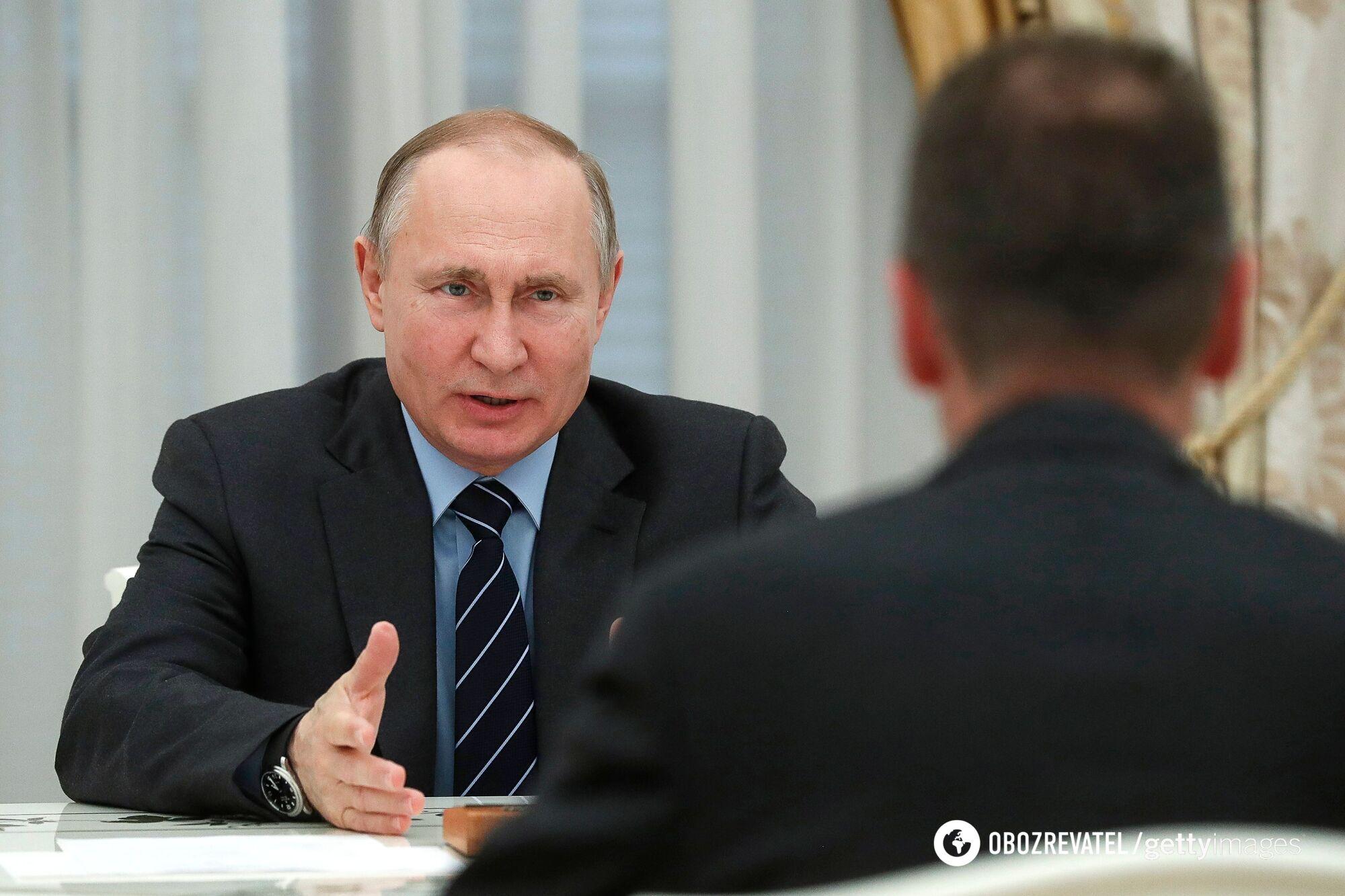 Двостороння зустріч із Путіним абсурдна.