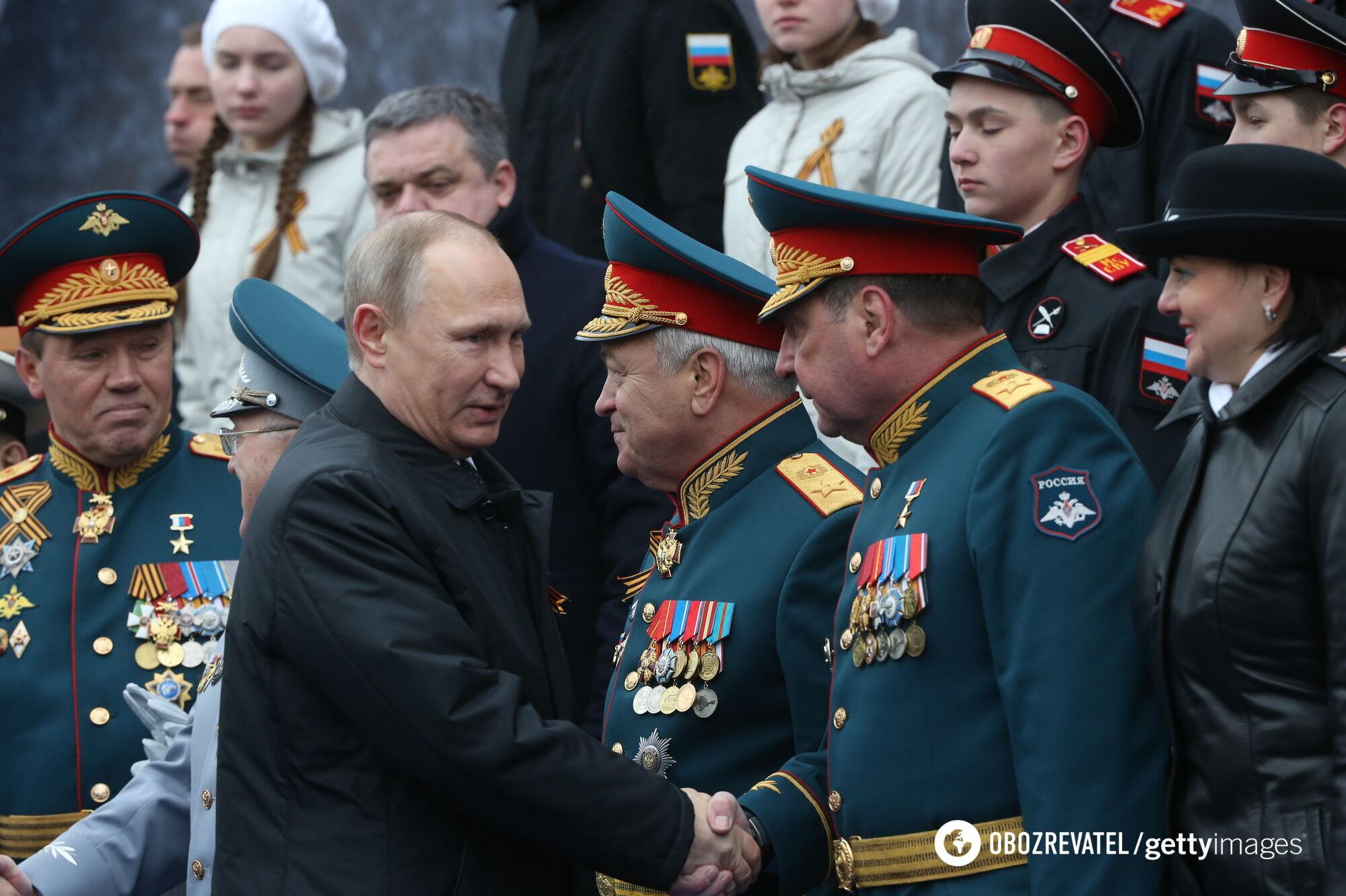 Парад стане ганьбою для Путіна.