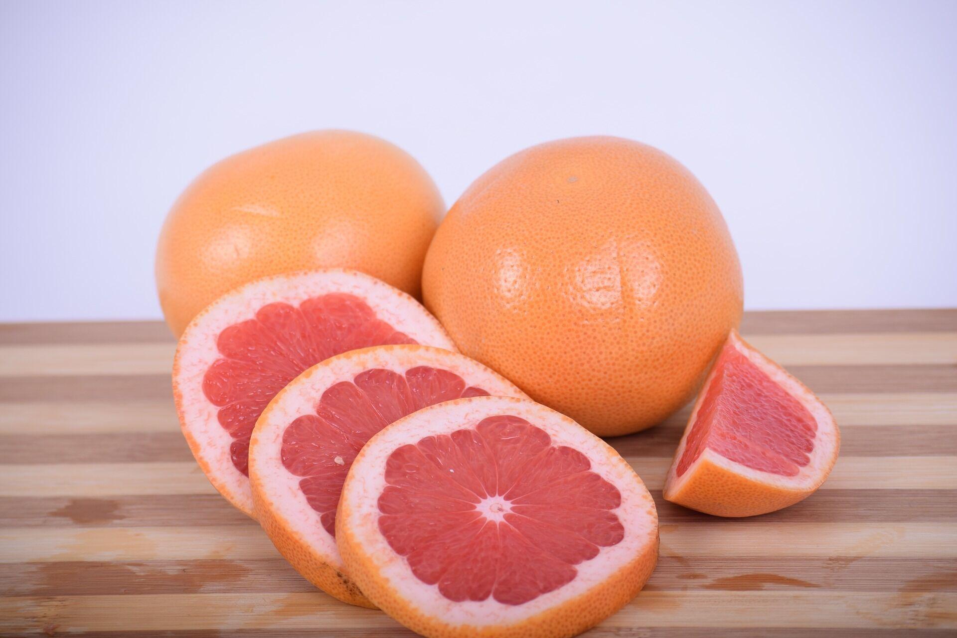 Грейпфрут знижує апетит
