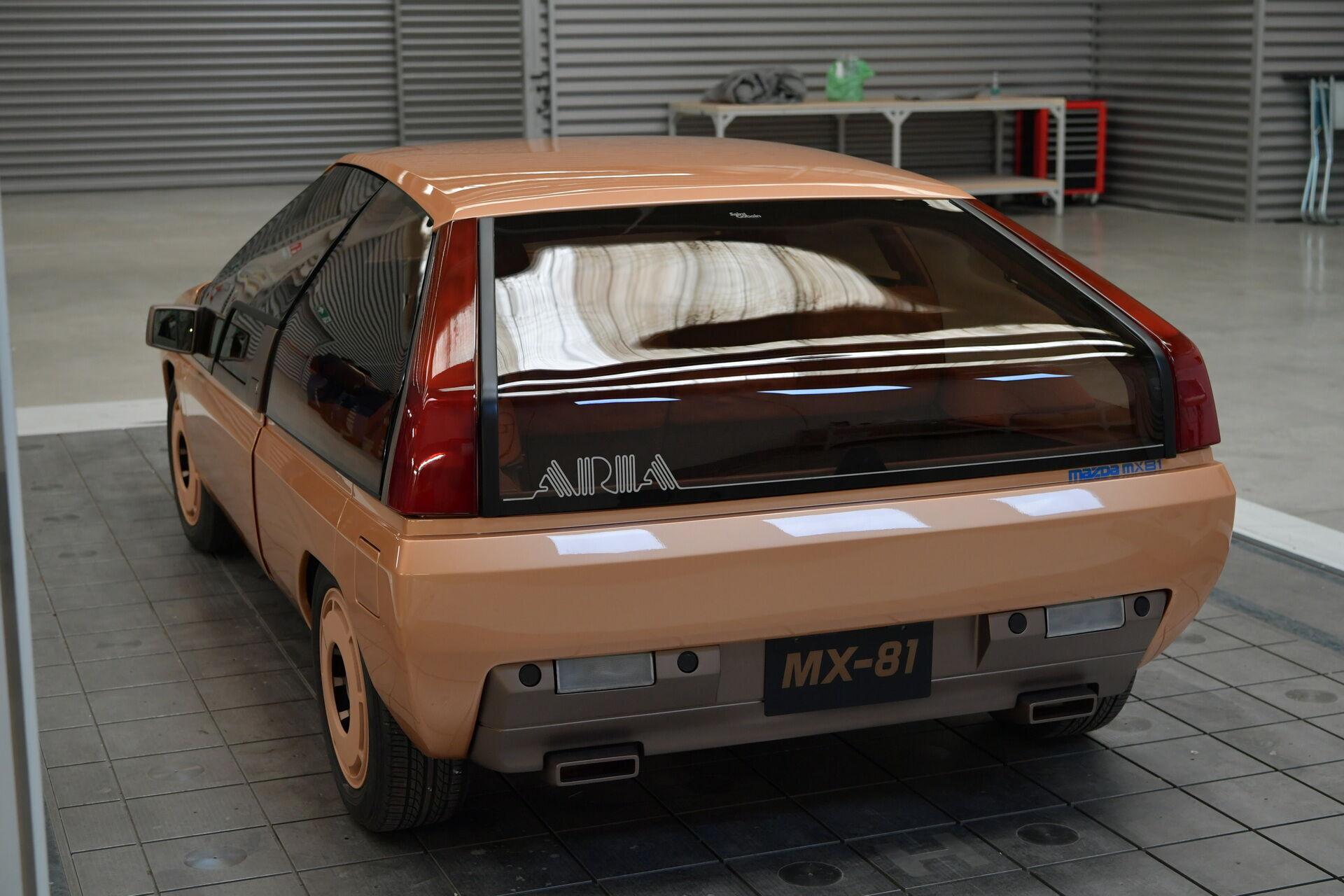 MX-81 Aria