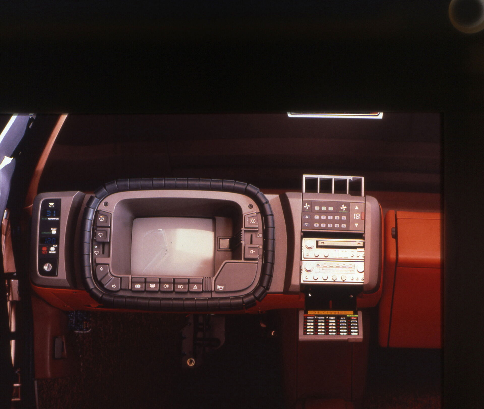 Приборная панель MX-81 Aria
