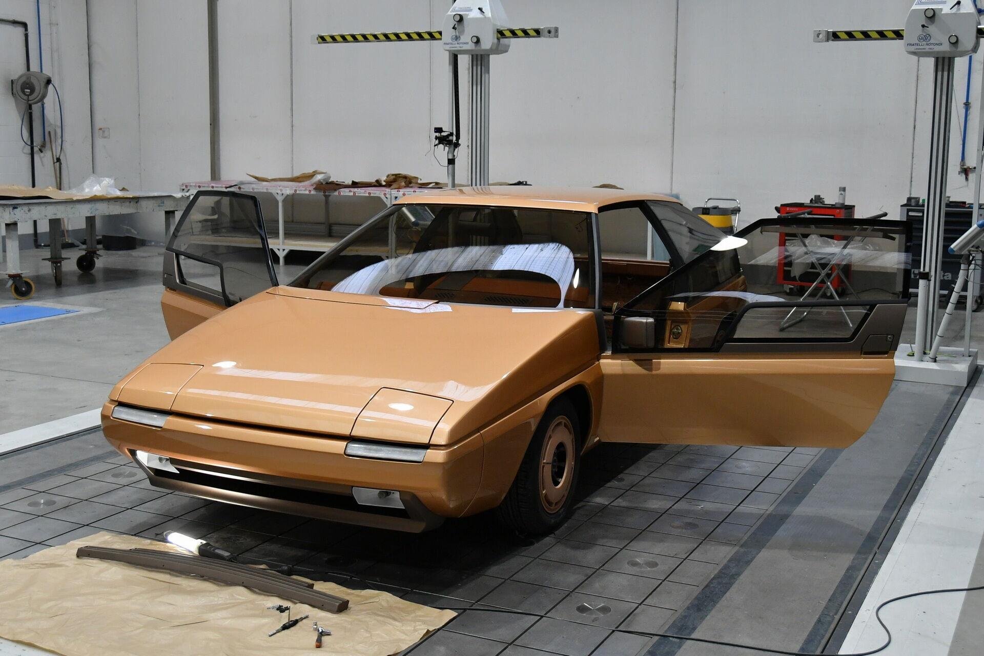 Концепт MX-81 стал родоначальником целой серии опытных образцов