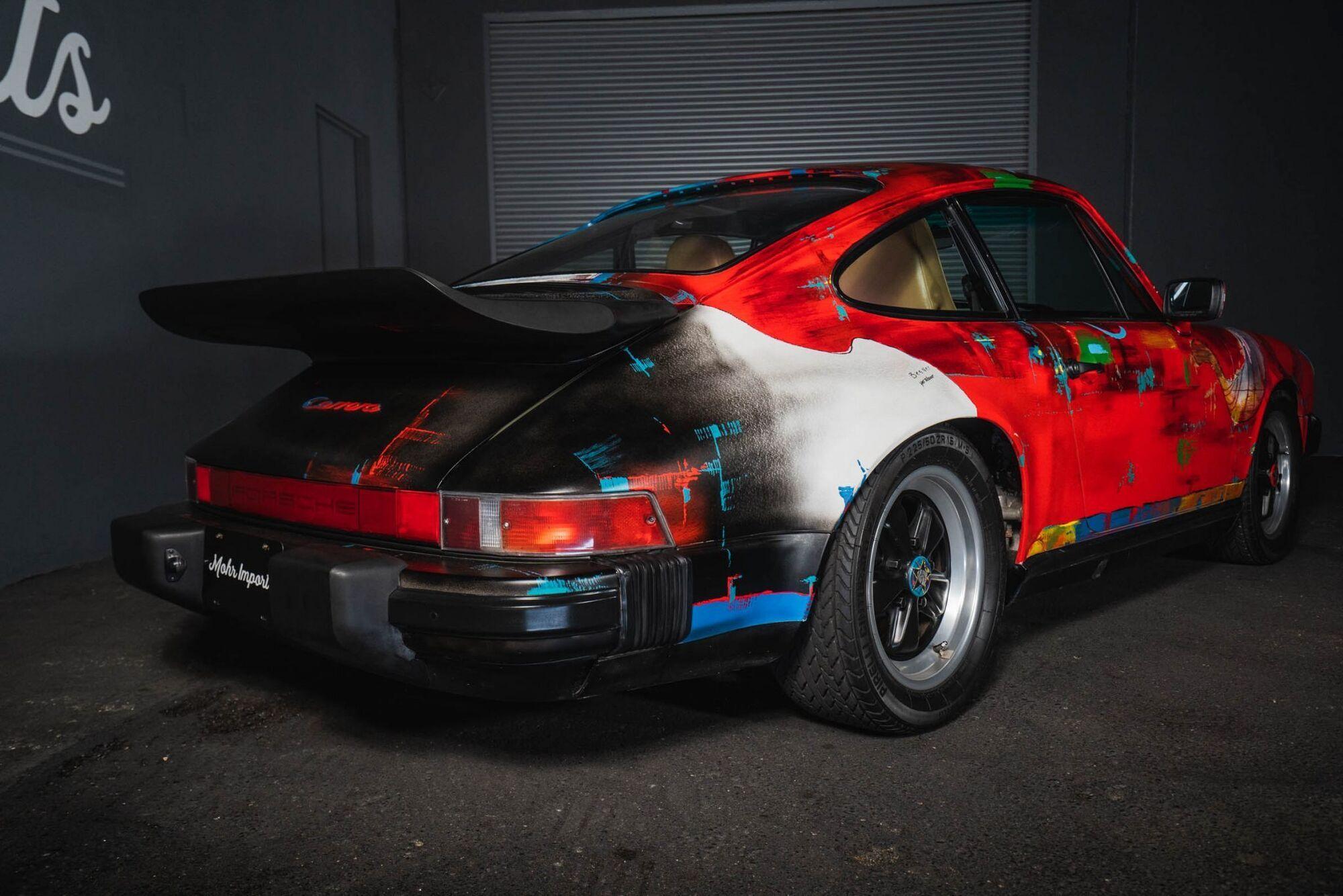 Автомобиль будет представлен в экспозиции Национального музея изящных искусств Квебека