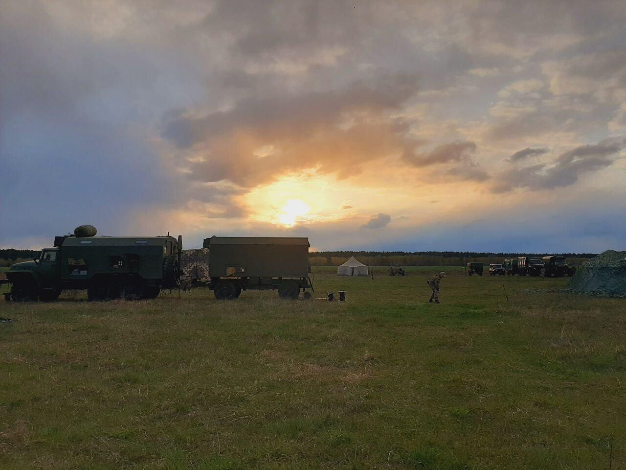 Урал-375А та інша техніка часів СРСР до цих пір знаходиться на озброєнні ЗСУ