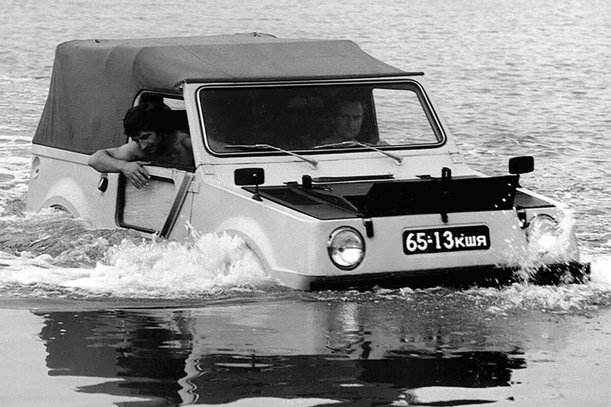 """ВАЗ-2122 """"Річка"""" замовили військові"""