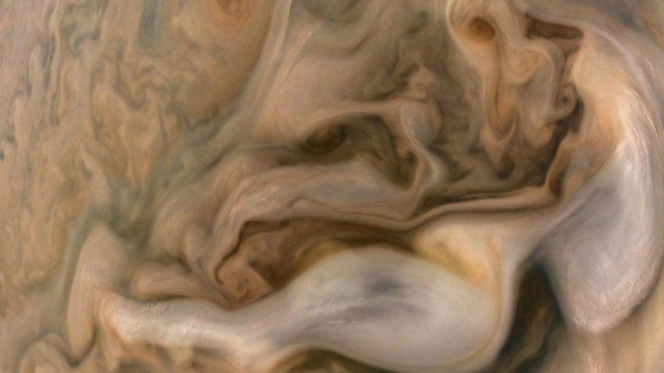 У NASA опублікували неймовірні фото Юпітера