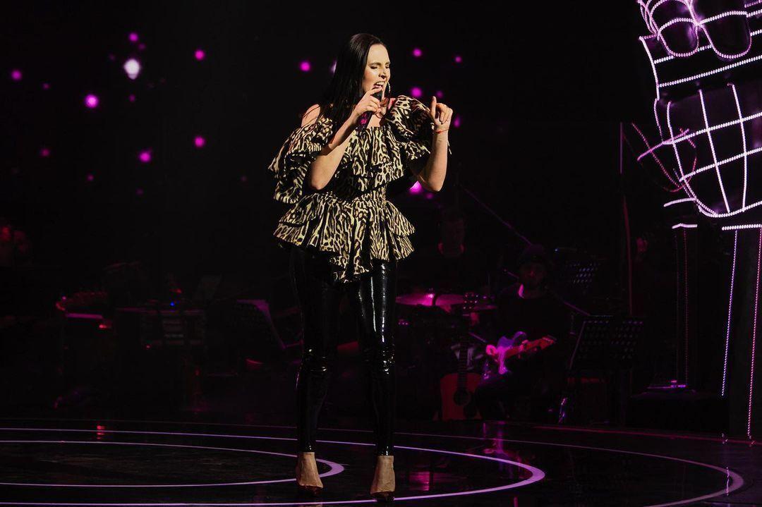 Мила Нитич выступила с песней The Pussycat Dolls