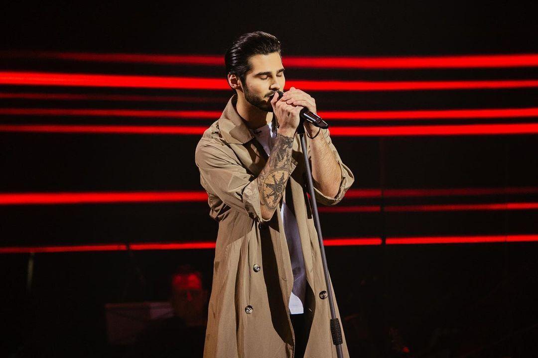 Никита Ломакин появился на легендарной сцене с песней JONY