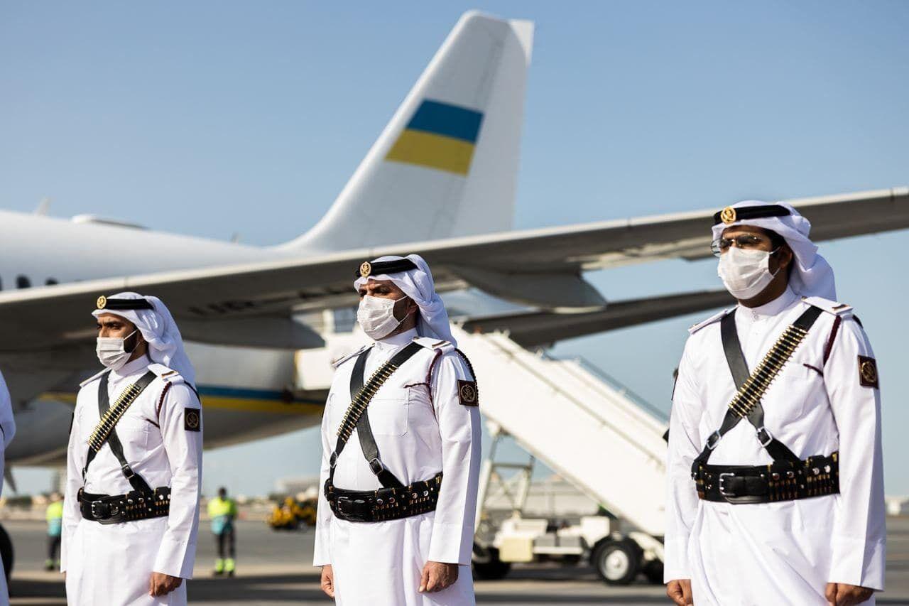 Зеленский с женой прибыли Катар с официальным визитом: стал известен план