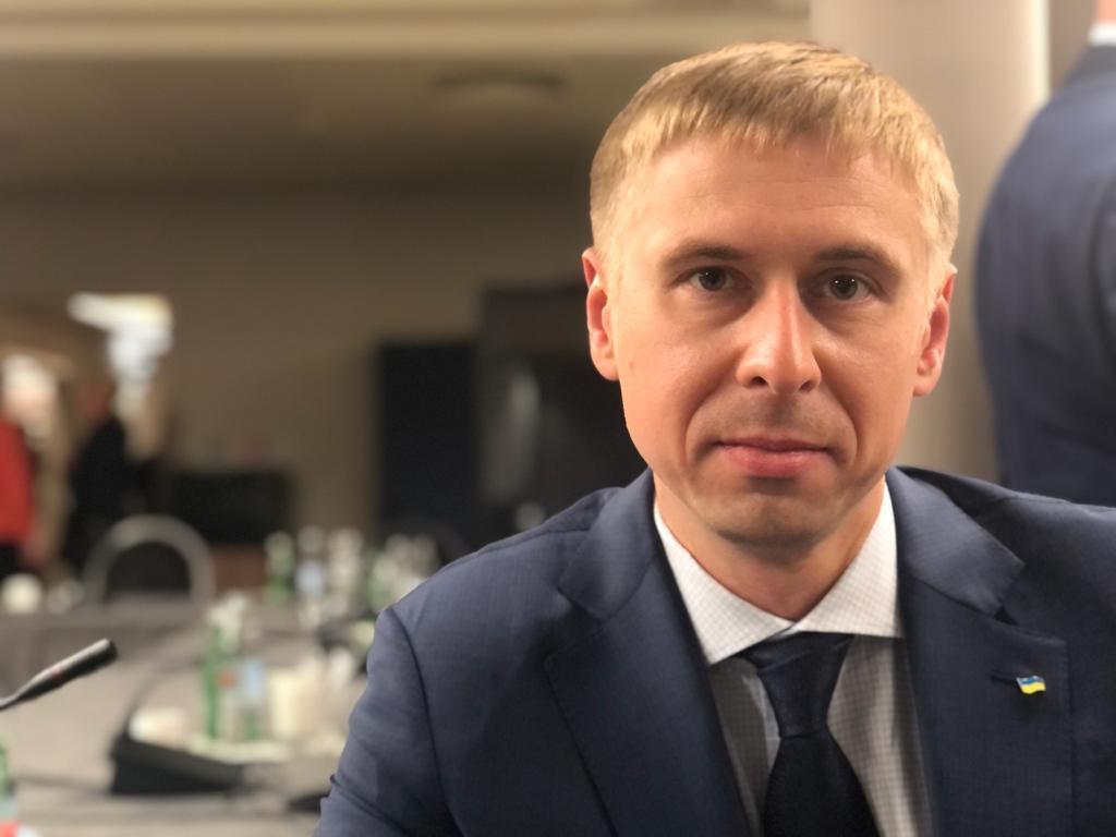 Заступник міністра з питань реінтеграції тимчасово окупованих територій України Ігор Яременко