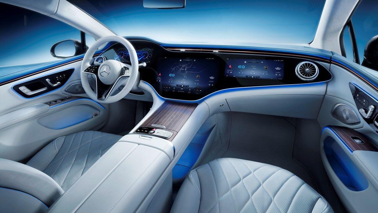 Автомобіль отримає унікальний цифровий кокпіт нового покоління