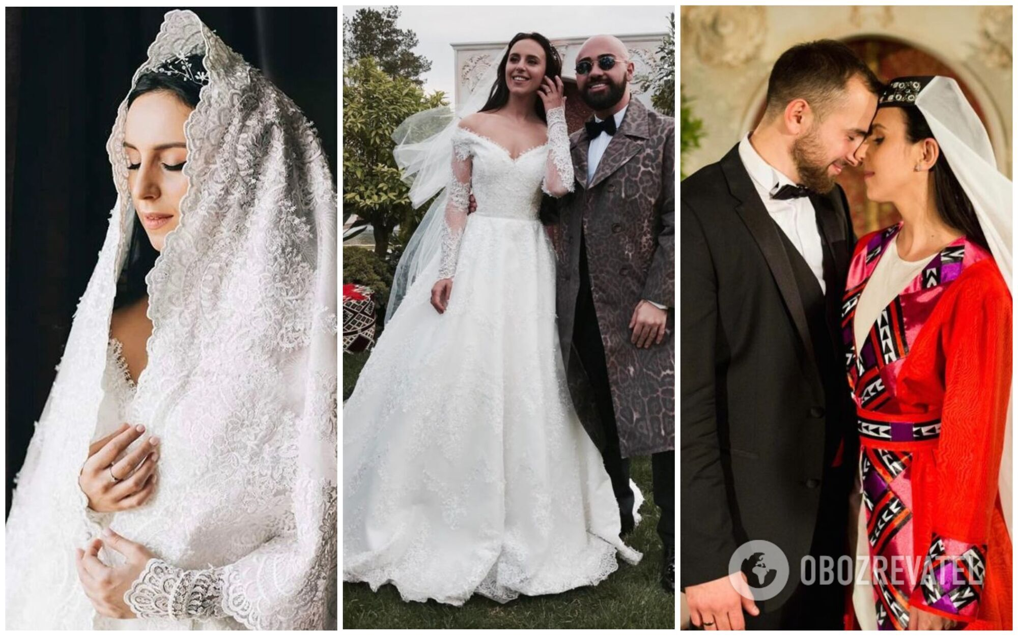 Свадьба Джамалы и Бекира Сулейманова прошла 26 апреля 2017 года