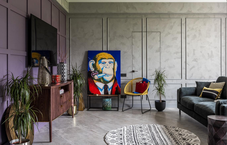 Антитренды в интерьере квартиры – репродукции известных картин