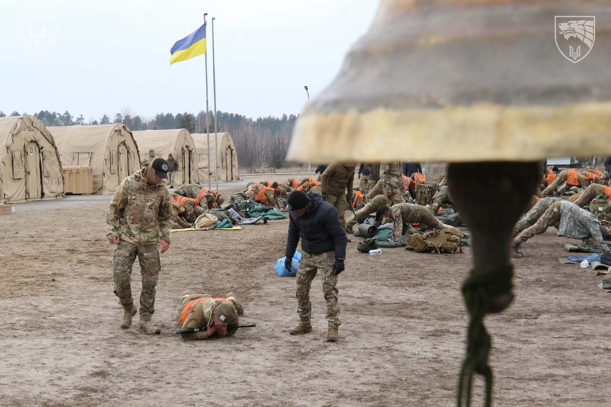 Первая женщина прошла жесткий отбор в украинские ССО
