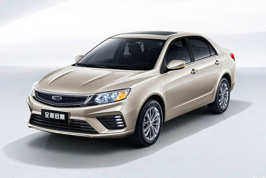 Geely FC Vision за $7000