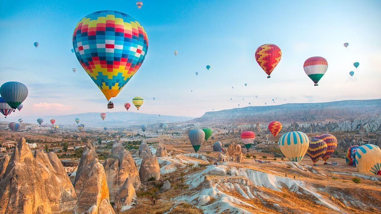 Турция считается самым массовым направлением, куда граждане Украины могут беспрепятственно совершать свои путешествия