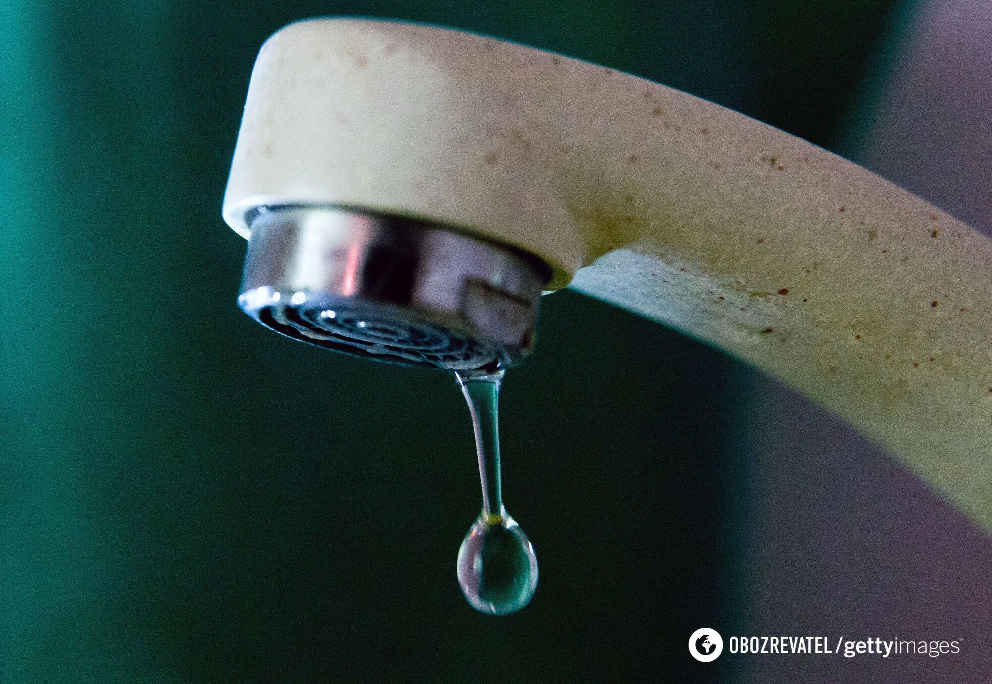 Станом на початок 2021 року в анексованому Криму пересохли водосховища з питною водою