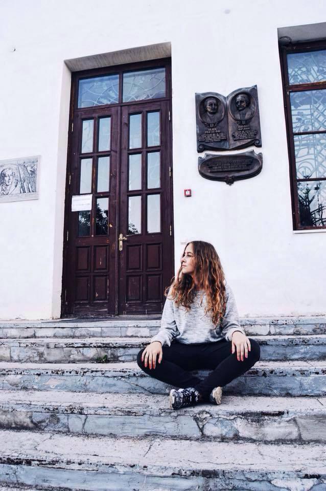 Маріанна вчиться в Ужгородському університеті