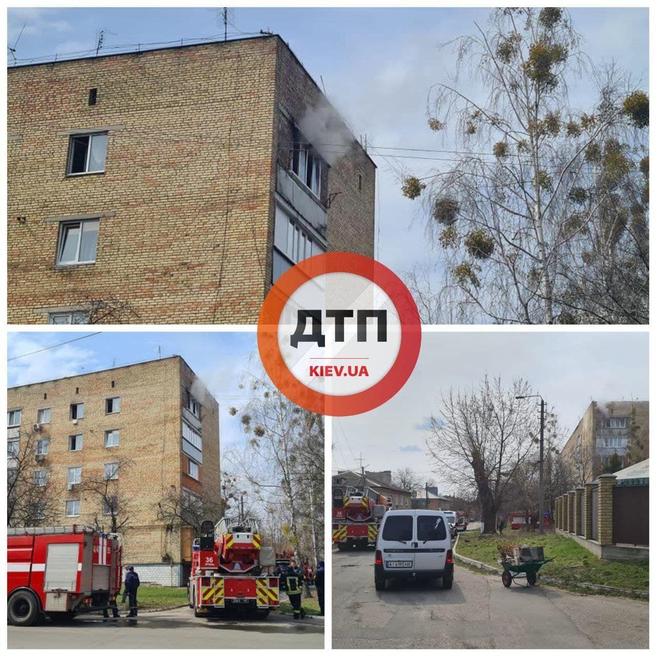 Під час пожежі загинули двоє пенсіонерів.